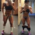 Girl with muscle - Juliana Mota
