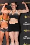 Girl with muscle - Sarah Kaufman