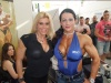 Girl with muscle - Regiane Da Silva (L) - Elena Kavva (R)