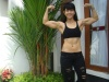 Girl with muscle - yuyun leivera
