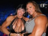 Girl with muscle - Amber DeLuca (r) Jana Linke-Sippl (l)