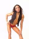 Girl with muscle - Malika Zitouni