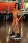 Girl with muscle - Myroslava Izhevska