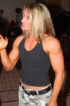 Girl with muscle - Lucy Wilson