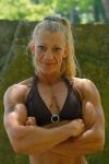 Girl with muscle - Natalie Czerwinski
