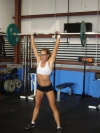 Girl with muscle - Lauren Plumey xfit