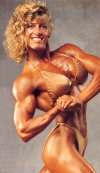 Girl with muscle - Tara Dodane