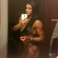 Girl with muscle - Sara ford