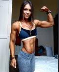 Girl with muscle - Christina Eleni