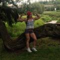 Girl with muscle - nikki corbin