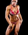 Girl with muscle - Olga Kickenberg