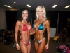 Girl with muscle - Pamela Chatman (L), Summer Taylor (R)