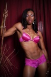 Girl with muscle - Courtney Desha Bureau