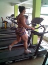 Girl with muscle - Fernanda Deporte