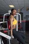 Girl with muscle - Courtney Desha Bureau