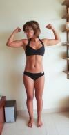 Girl with muscle - joana