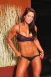 Girl with muscle - Celeste bonin