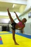 Girl with muscle - Albena Malcheva
