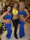 Girl with muscle - Gabriella Bankuti(L), Timea Majorova(C), Noemi Ola