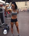 Girl with muscle - Marisa Woo