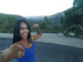 Girl with muscle - Solinda Hong