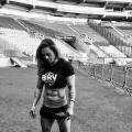 Girl with muscle - Carolinne Hobo