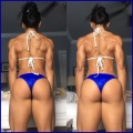 Girl with muscle - Stephanie Ayala