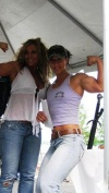 Girl with muscle - Megan Abshire (R)