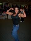 Girl with muscle - Karen Geninatti