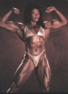 Girl with muscle - Lesa Lewis