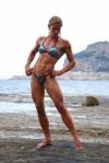 Girl with muscle - Maria Hamalainen