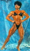 Girl with muscle - Christa Bauch