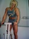 Girl with muscle - nuria sala ?