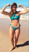 Girl with muscle - dani