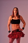 Girl with muscle - Shawna Walker