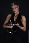 Girl with muscle - Stanislava Novickaja