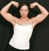 Girl with muscle - Nancy