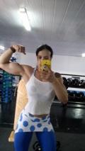 Girl with muscle - Fernanda Nathália