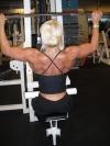 Girl with muscle - Solrun Stefansdottir
