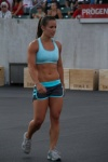 Girl with muscle - Camille Leblanc-Bazinet