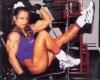 Girl with muscle - Zuzana Korinkova