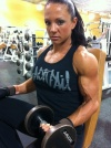 Girl with muscle - Audrey Funk
