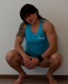 Girl with muscle - Valeria Bukina