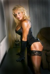 Girl with muscle - Dena Anne Weiner
