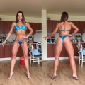 Girl with muscle - Nataly Lugovskikh