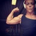 Girl with muscle - Ishbel Viga Smith