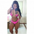 Girl with muscle - Alessandra Alvez