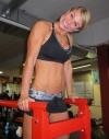 Girl with muscle - Nora Sivertsen