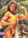 Girl with muscle - Charla Sedacca