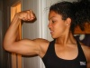 Girl with muscle - Jessica Duran